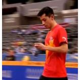 Vận động viên bóng bàn Zhang Jike