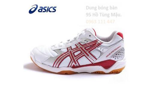 Giày Asic đỏ