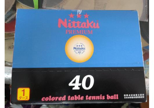 Banh Nittaku Premium vàng