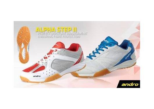 Giày Andro Alpha Step II