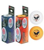 40mm 3 Star Ball Three Pack