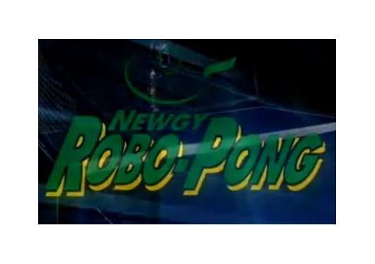 Máy bắn banh Robo-pong ( hàng Mỹ )