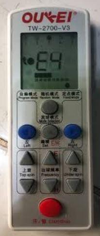 remote máy bắn banh 2007 v3