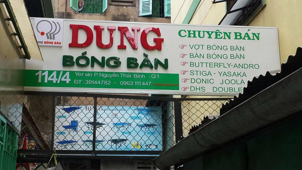 Dung Bóng Bàn 114/4 Yersin