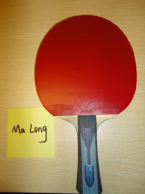Vot Bong Ban Tot Zhang Jike Chuyển Qua Chơi Tenergy 05 F