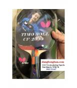 Vợt Butterfly dán sẵn Timo Boll CF 2000