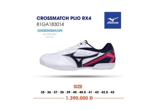 Giày mizuno crossmatch RX4 2021