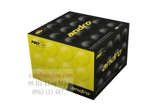 Banh tập Andro 72 quả PolyX