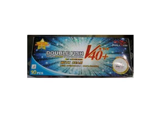 Banh bóng bàn doublefish 40+