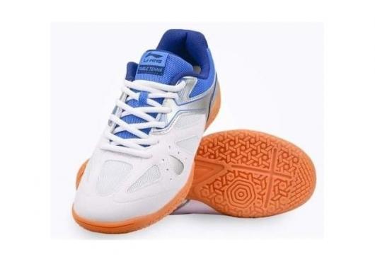 Giày bóng bàn Lining màu xanh