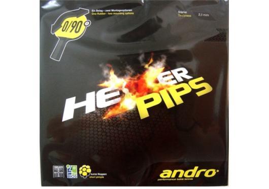 Mặt vợt gai tấn công Andro Hexer Pips