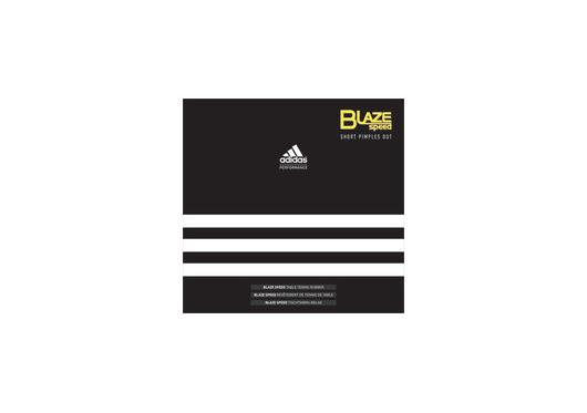 Adidas Blaze Speed